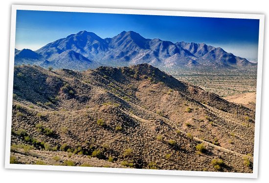 San Tan Mountains